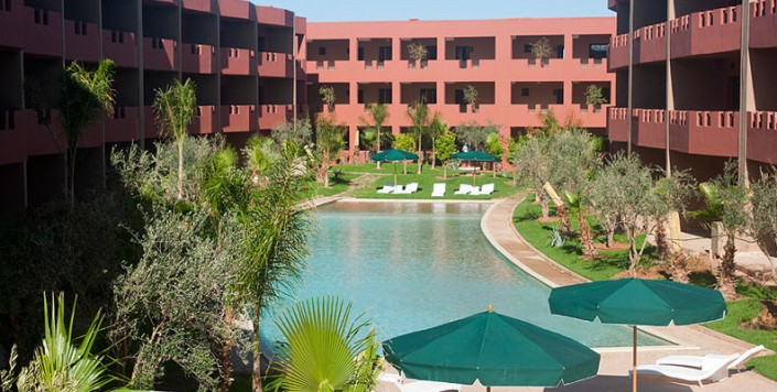 Ferienressort Marrakesch