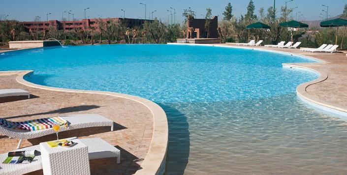 Ferienwohnungen mit Swimming Pool