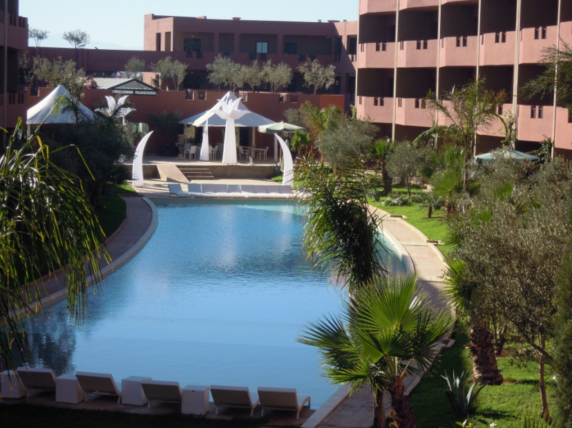 Ferienresort Marrakesch