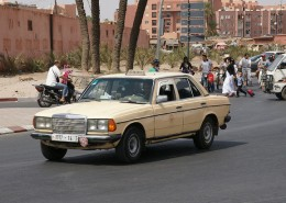 Taxis Marrakesch