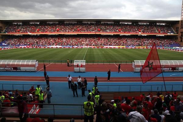 Fußball Marrakesch