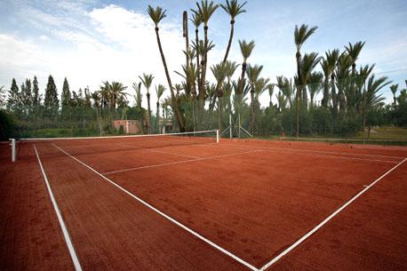 Tennis Marrakesch